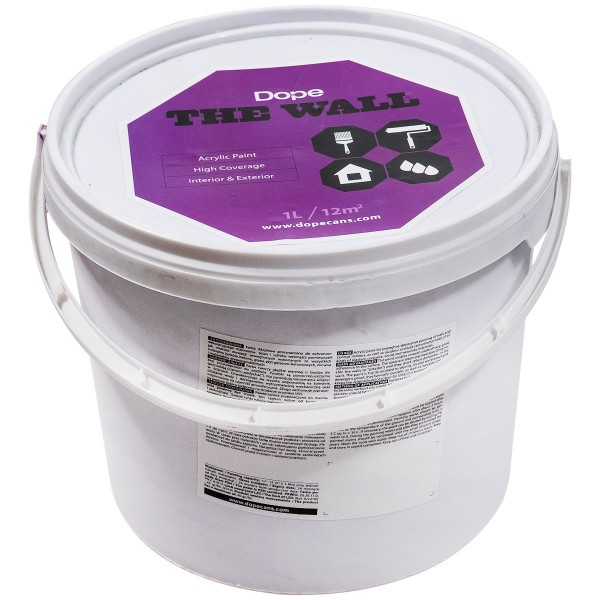 """Dope Acryl Premium Wandfarbe """"The Wall 5L"""" Violet"""