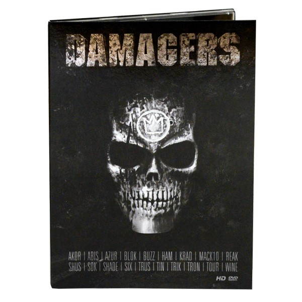 """DVD """"Damagers #1"""""""