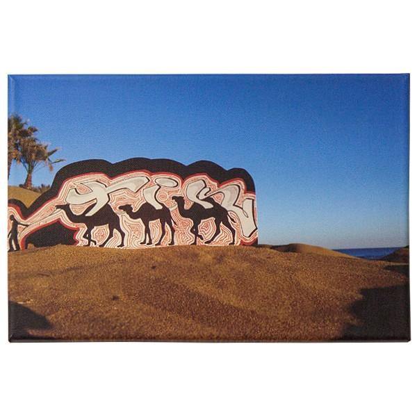 """Tik - Karawane (Original Fotoprint)"" 20x30cm"