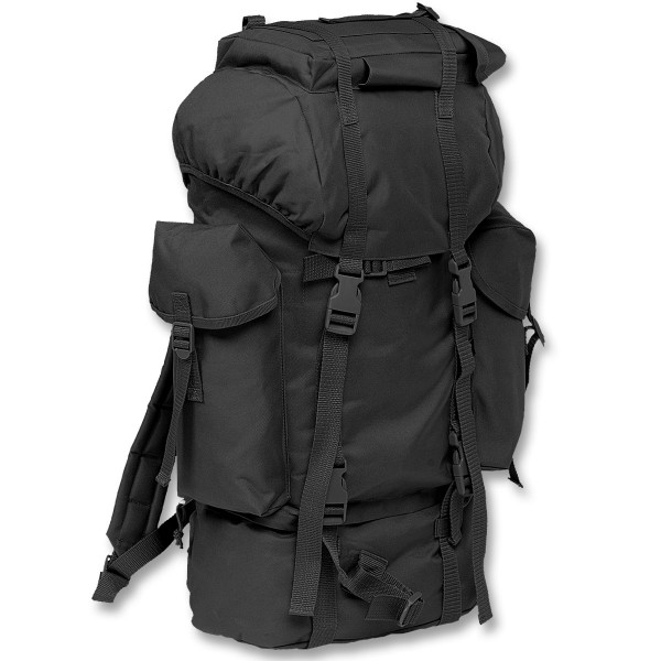 "Brandit ""Combat Backpack"" Black"