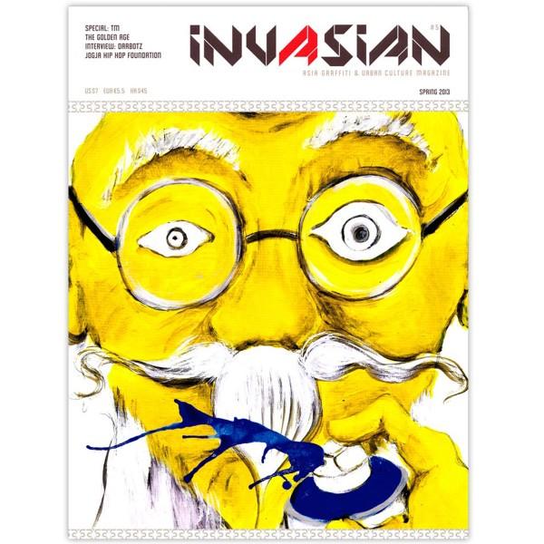 "Magazin ""Invasian #5"""