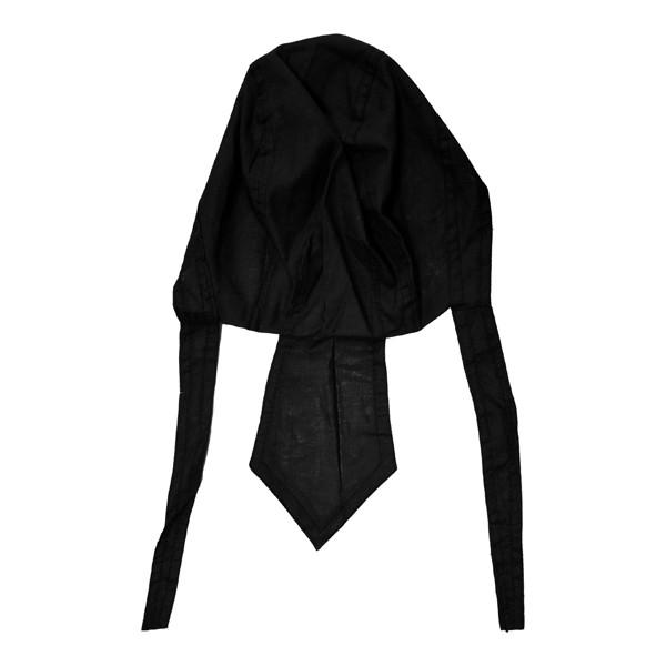 """""""American Headwrap (Kopftuch)"""" - Black"""