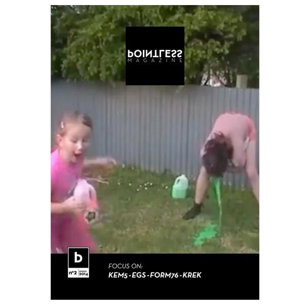 "Magazin ""Pointless #2"""