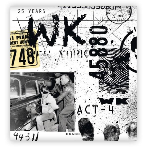 "Buch ""WK Act 4 - 25 Years"""