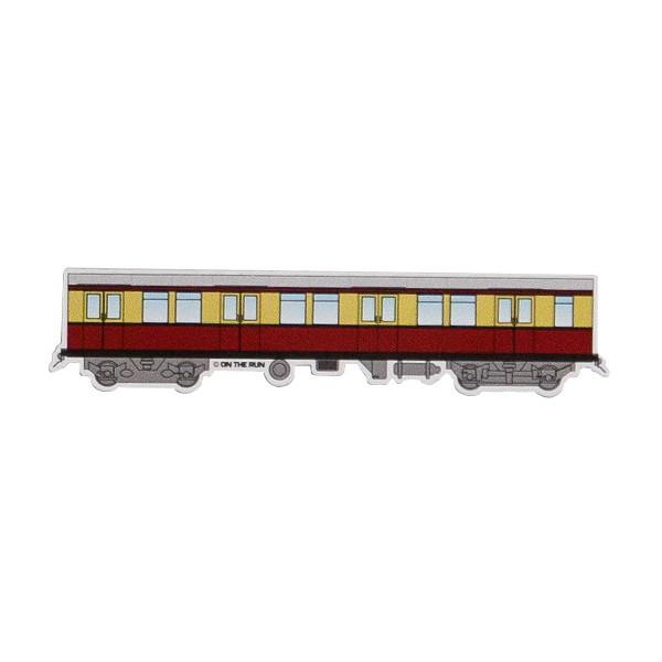 "OTR Magnet ""Berlin S-Bahn"" Small (16,5x3,6cm)"