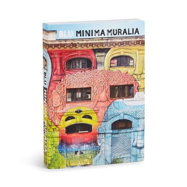 """Buch """"Blu - Minima Muralia"""""""