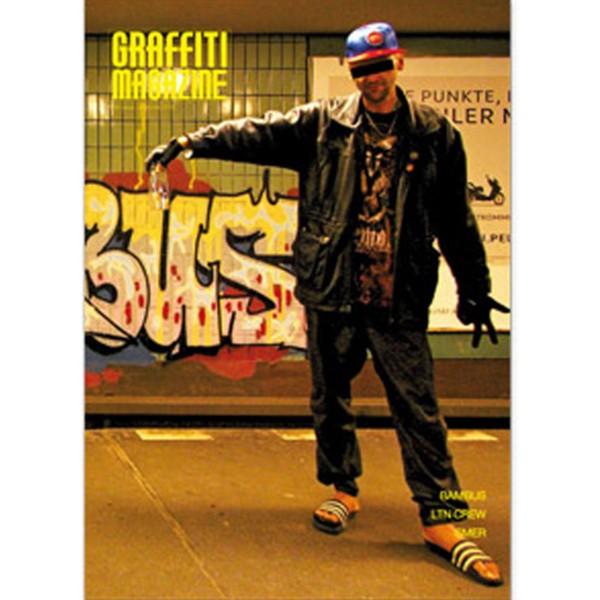 """Magazin """"Graffiti Magazine #15"""""""
