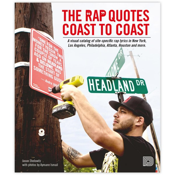 """Buch """"The Rap Quotes"""""""