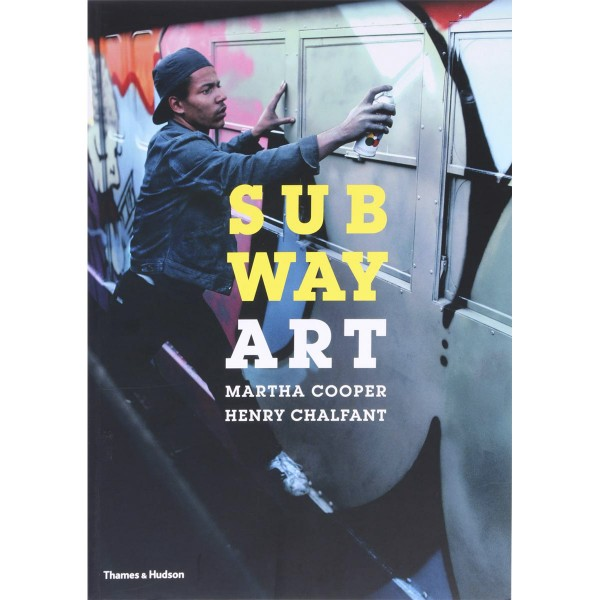"""Buch """"Subway Art"""" - Softcover (engl.)"""