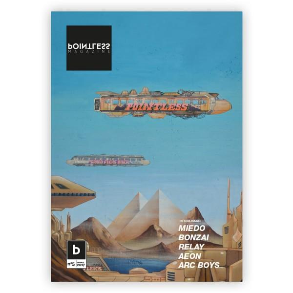 "Magazin ""Pointless #5"""
