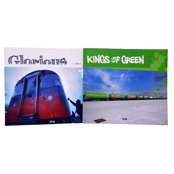 "Buch ""Kings of Green + Glorious #1"" - Bundle"