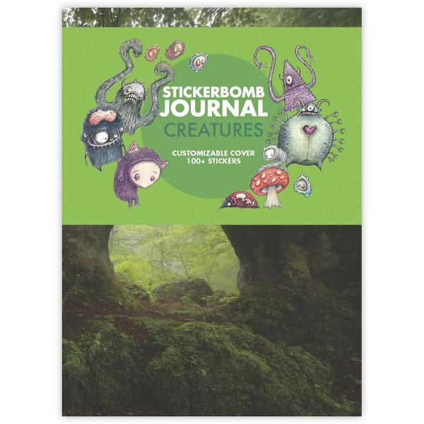 "Sticker Bomb ""Journal"" Creatures"