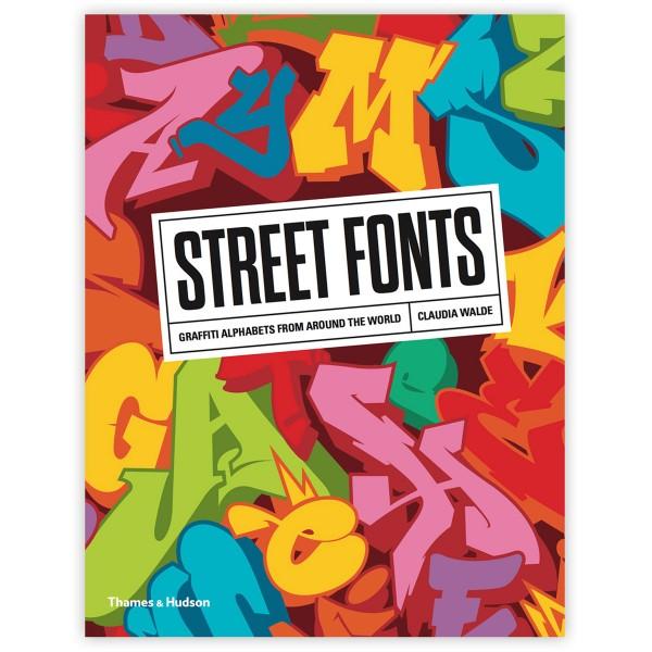 """Buch """"Street Fonts (Englisch)"""""""