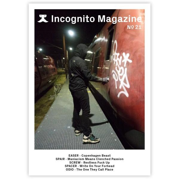 """Magazin """"Incognito #21"""""""