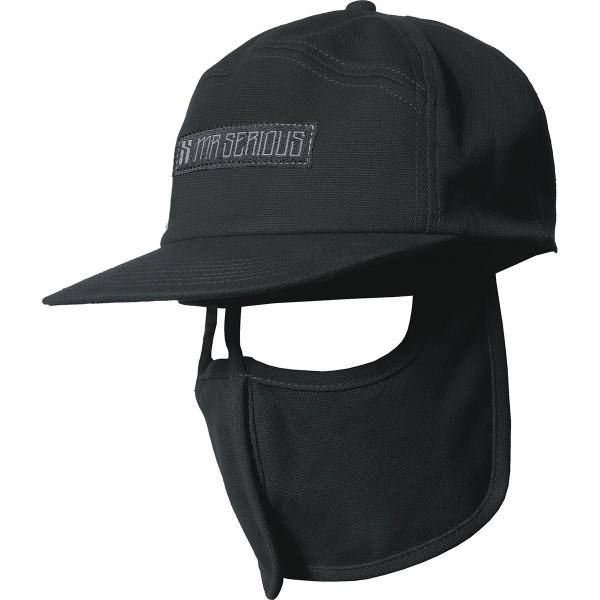 "Mr. Serious ""Unknown Cap"" Black"