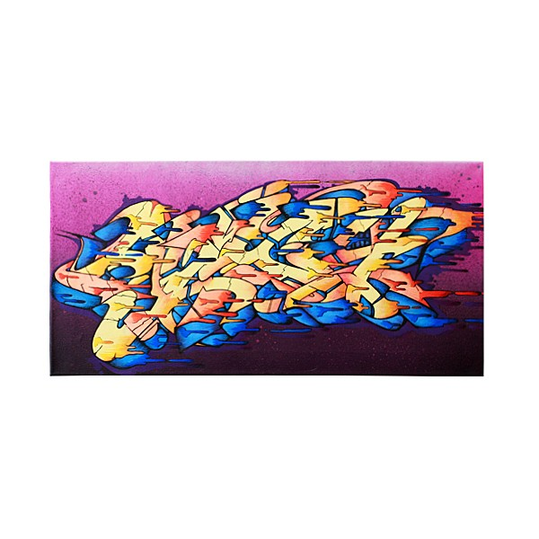 """Color - Juicy (Original)"" 30x60cm"