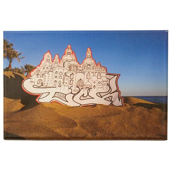 """Tik - Burg III (Original Fotoprint)"" 20x30cm"